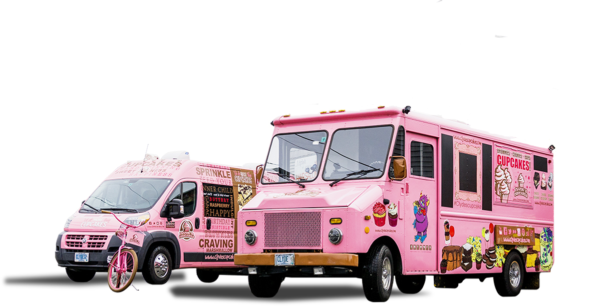 Clyde S Cupcakes Food Truck